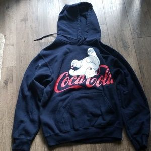 Forever 21 Cocacola Hoodie